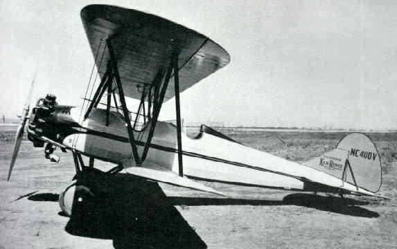 Rearwin aircraft